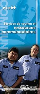 Services de soutien et ressources communautaires