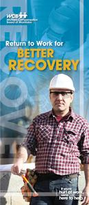 Return to Work for Better Recovery