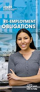 Re-employment Obligations Brochure