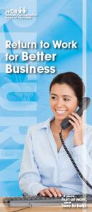 Return to Work for Better Business Brochure